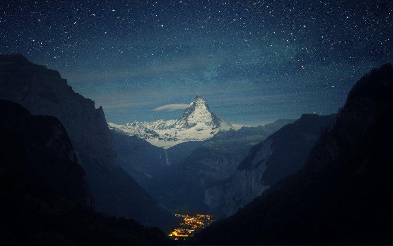 Звездные Горы