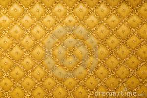 Фотообои Gold Abstract Wallpaper