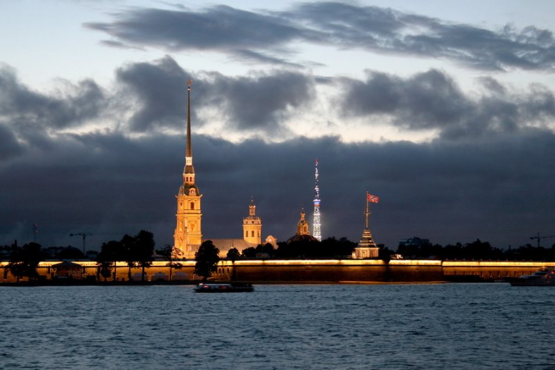петербург белого видео