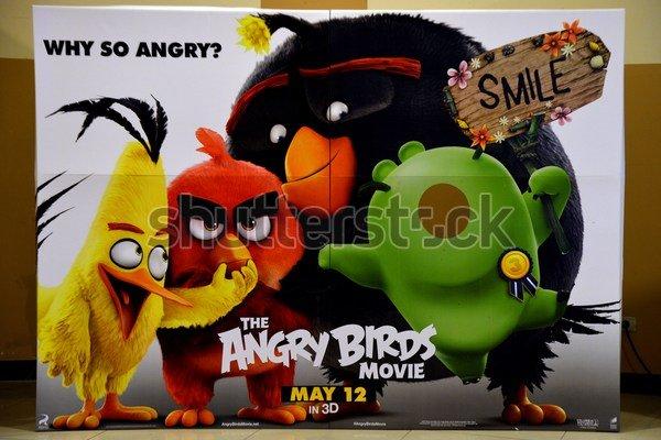 смотреть злые птички кино