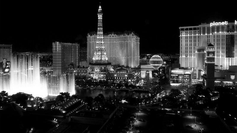 Фотообои ночной город