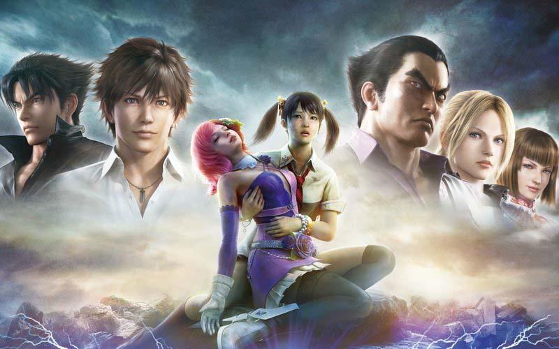Tekken: Blood Vengeance full movie online HD for free