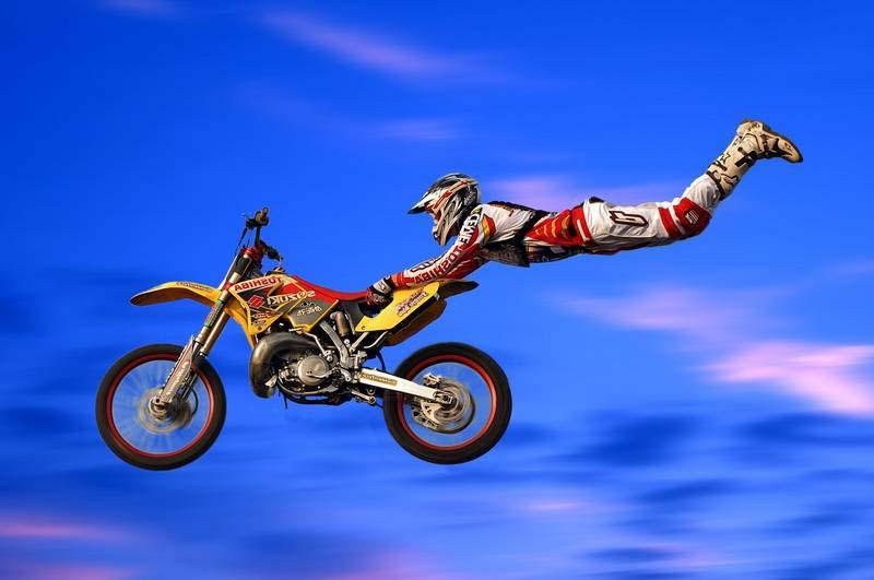 Мотоциклы кроссовые картинки