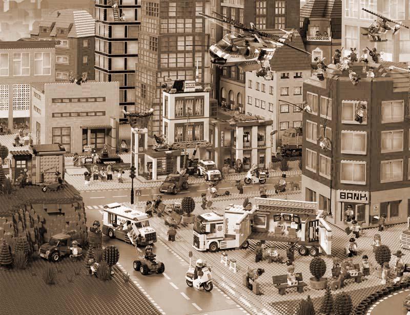 Город для машин своими руками